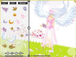 Magic Fairy Dressup game
