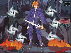 Antoine the Warrior
