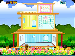 Pretty Homemaker game