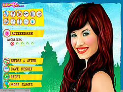 Demi Lovato game