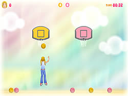 Groovy Hoops game