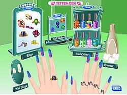 Nail Fashion game