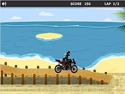 Beach Rider game