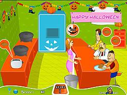 Halloween Feast game