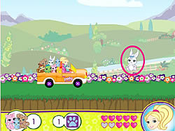 Juega al juego gratis Ride with Polly Pocket