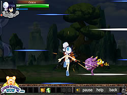 East Fantasy game