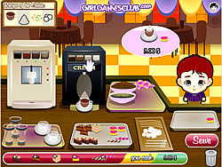 Coffee Time game