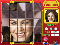 Swappers Rachel Bilson game