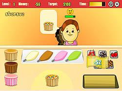 Cupcake Frenzy game