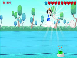 Frog Prince Game