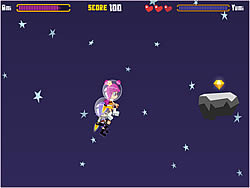 PuffyGirls in Space game