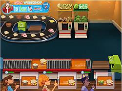 Juega al juego gratis Lunch Work Shop