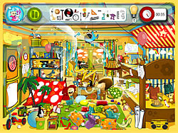 Sleepover Party Mess game