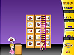 Ladder Server game