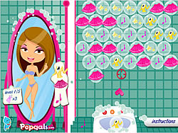 Princess Bubble Fun