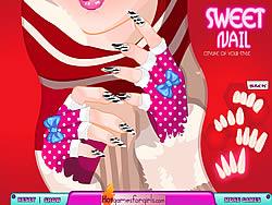 Sweet Nail game