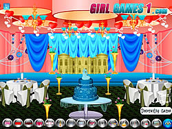 Decorating Wedding Hall game