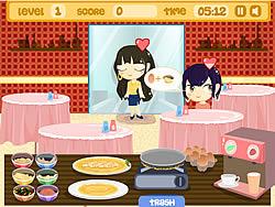 Omelet Restaurant game