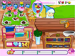 Betty's Flower Shop game