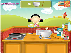 Emma's Recipes Sweet Pancakes game