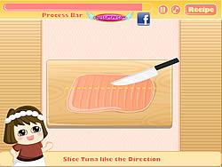 Speed Sushi game