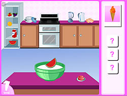 Icecream Maker game
