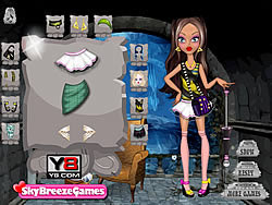 Monster High Dolls game