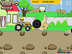 Game Diego tractor