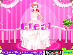 Pretty Elegant Bride game