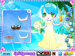 Pretty Little Bride game
