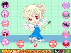 Juega al juego gratis Little Stylish Fairy