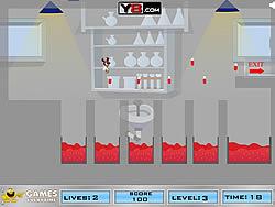 เล่นเกมฟรี Boodoo Escape Laboratory