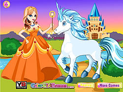 Unicorn Princess game