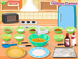 Juega al juego gratis Sweet Potato Pie