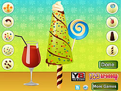 Kulfi Ice Decor game