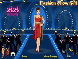 Fashion Show Girl игра