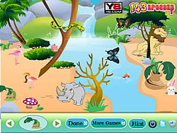 Forest Decor game
