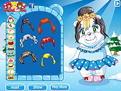 Polar Bear Princess game