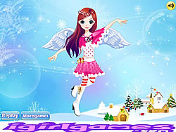 Happy Christmas Angel game