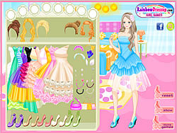 Ballet Meets Fashion game