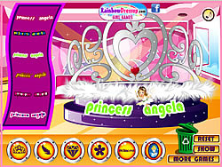 Princess Tiara Decor game