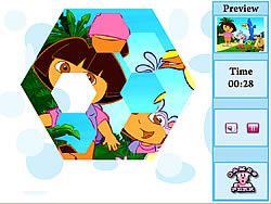Crazy Puzzle-Dora
