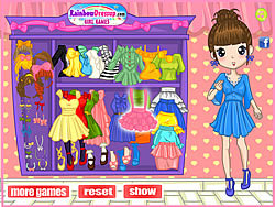 Cute Bow Fashion game