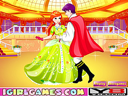 Princess Dream Dance game