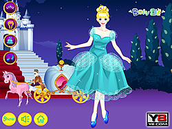 Juega al juego gratis Cinderella Find Hidden Objects