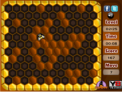 Bee Hunt game