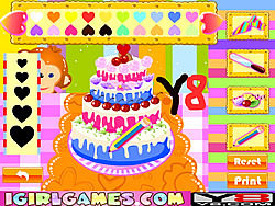 Yummy Dessert House game