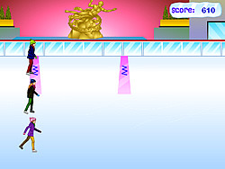 DM Ice Skating Competition