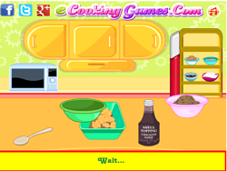 Easy Mocha Chip Ice Cream Cake game