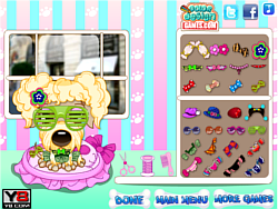pampered dog salon game